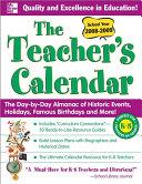 The Teacher's Calendar School Year 2008-2009