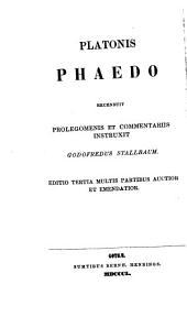 Opera omnia: Phaedon