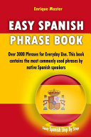 Easy Spanish Phrase Book PDF