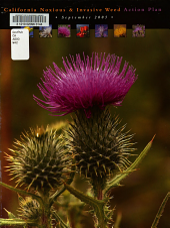 California Noxious   Invasive Weed Action Plan PDF