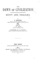 The Dawn of Civilization: Egypt and Chaldaea