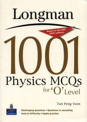 Longman 1001 Physics MCQs for O Level PDF