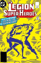 The Legion of Super-Heroes (1980-) #302