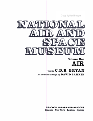 The National Air and Space Museum  Air