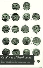 Catalogue of Greek Coins: (Locris, Procis, Boeotia and Euboea.). Central Greece, Volume 9