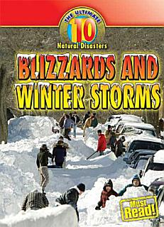 Blizzards and Winter Storms Book