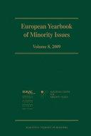 European Yearbook of Minority Issues  Volume 8  2009  PDF