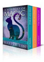 The Wonder Cats Mysteries 3-Book Box Set: Books 1-3