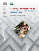 Is Dietary Knowledge Enough?