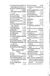 Sexti Empirici [...] Adversvs mathematicos, hoc est aduersus qui prositentur disciplinas, Opvs eruditissimum, complectens vniuersam Pyrrhoniorum acutissimorum Philosophorum disputandi de quibuslibet disciplinis & artibus rationem, Graecè nunquam, Latinè nunc primùm editum, Gentiano Herveto Avrelio interprete. Eivsdem Sexti Pyrrhoniarvm Hypotys[o]se[o]n libri tres: Qvibvs in tres Philosophiae partes seuerissimè inquiritur. Libri magno ingenij acumine scripti, veriaque doctrina referti: Graece nunquam, Latinè nunc primùm editi, interpretate Henrico Stephano. Accessit & Pyrrhonis vita, ex Diogene Laërtio: ex vulgata interpretatione, sed multis in locis castigata. Item, Claudij Galeni Pergameni contra Academico & Pyrrhonios, D. Erasmo Roterodamo interprete