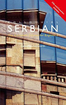 Colloquial Serbian  eBook And MP3 Pack  PDF