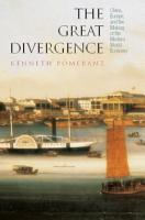 The Great Divergence PDF