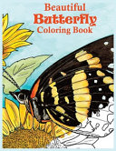 Beautiful Butterfly Coloring Book Book