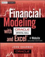 Financial Modeling with Crystal Ball and Excel PDF