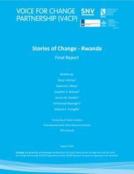 Stories of Change   Rwanda  Final Report PDF