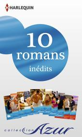 10 romans Azur inédits + 2 gratuits (no3445 à 3454 - mars 2014): Harlequin collection Azur