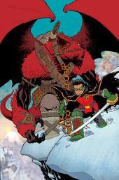 Robin: Son of Batman Vol. 1: Year of Blood: Volume 1, Issues 1-6