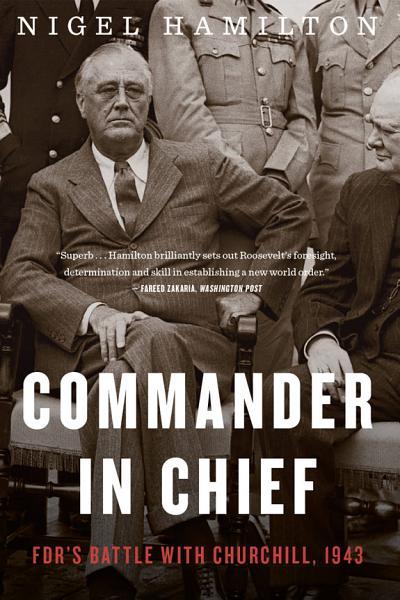 Download Commander in Chief Book