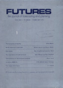 FUTURES THE JOURNAL OF FORECASTING AND PLANNING VOLUME 8 NUMBER 1 FEBRUARY1976