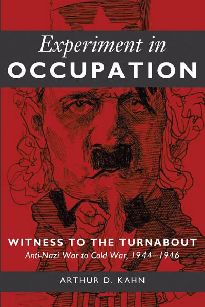 Experiment in Occupation Pdf Book