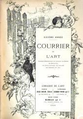 Courrier de l'art: Volume6