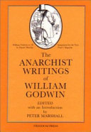 The Anarchist Writings of William Godwin PDF