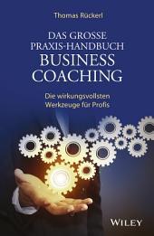 Das Grosse Praxis-Handbuch Business Coaching: Die wirkungsvollsten Werkzeuge für Profis, Ausgabe 2
