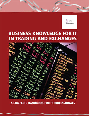 Business Knowledge for IT in Trading and Exchanges PDF