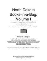 The North Dakota Book-in-a-Bag