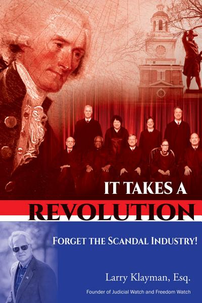 Download It Takes a Revolution Book