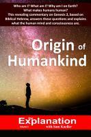 Origin of Humankind PDF