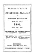 Oliver and Boyd s Edinburgh Almanac and National Repository     PDF