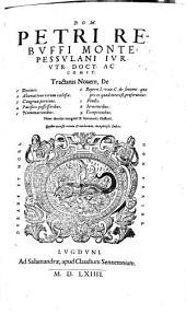 Tractatus novem de 1. decimis ... 9. Exceptionibus