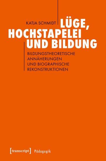 L  ge  Hochstapelei und Bildung PDF