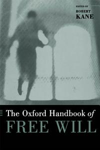 The Oxford Handbook of Free Will PDF