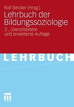 Lehrbuch der Bildungssoziologie PDF