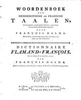 Woordenboek Der Nederduitsche en Fransche Taalen PDF