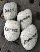 Dream Inspire Courage Harmony Notebook