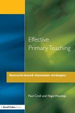 Effective Primary Teaching