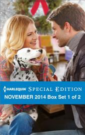 Harlequin Special Edition November 2014 - Box Set 1 of 2: A Weaver Christmas Gift\The Soldier's Holiday Homecoming\Santa's Playbook