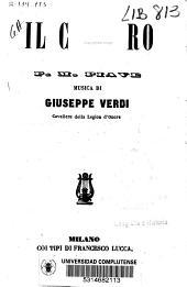 Il corsaro: dramma lirico in tre atti : poesia de F. M. Piave