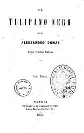 Il tulipano nero di Alessandro Dumas