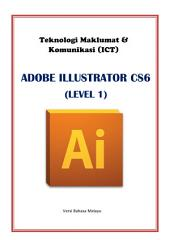ADOBE ILLUSTRATOR CS6 (LEVEL 1) (MALAY)