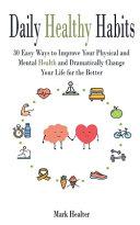 Daily Healthy Habits PDF