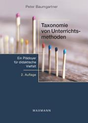 Taxonomie von Unterrichtsmethoden PDF