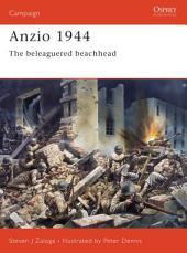 Anzio 1944: The beleaguered beachhead