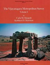 The Vijayanagara Metropolitan Survey PDF
