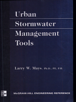 Urban Stormwater Management Tools