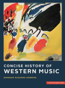 Concise History of Western Music