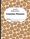 Youth Basketball Coaches Planner Dates